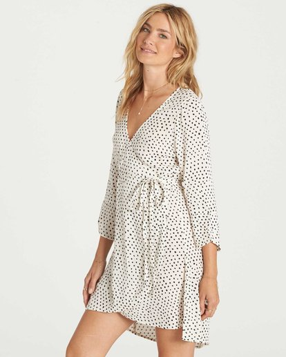 2 Wrap It Up Dress  JD05KWRA Billabong