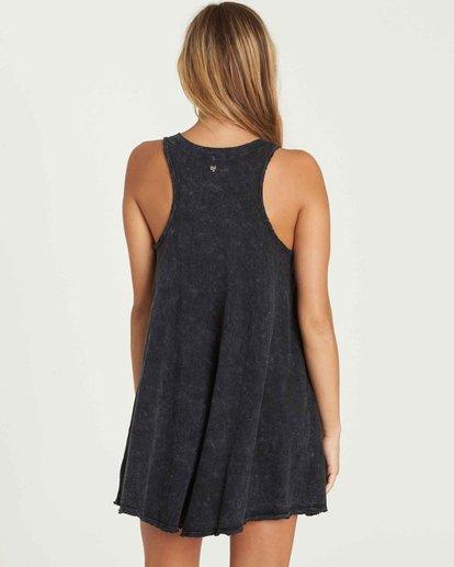 2 Let Loose Dress Black JD08PBLE Billabong