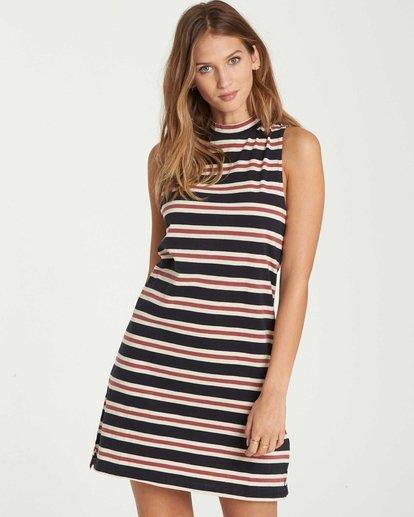 0 High Hopes Mini Dress Black JD08QBHI Billabong