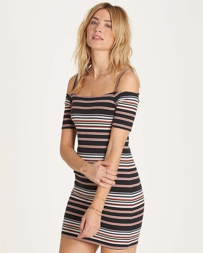 1 Checked Out Dress  JD11MCHE Billabong