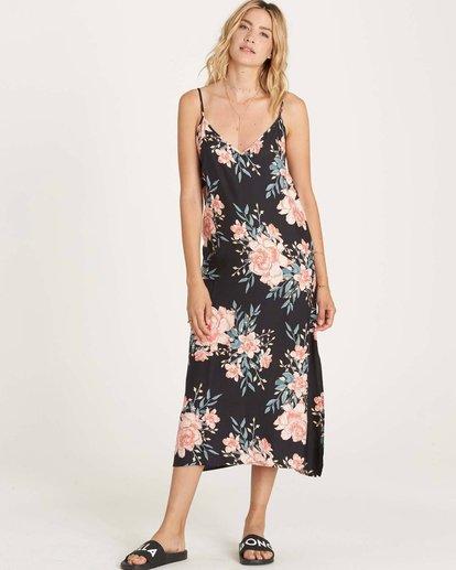 0 Dreamy Garden Dress  JD15LDRE Billabong