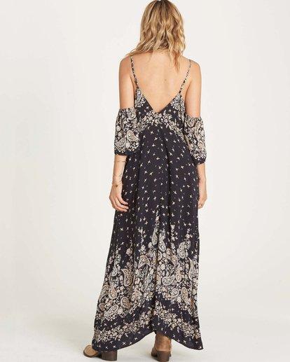 2 Desert Dance Dress Black JD18LDES Billabong