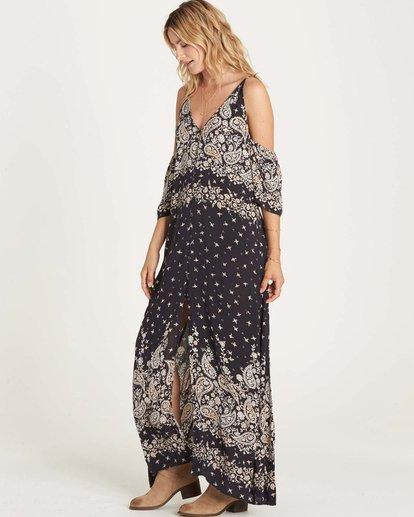1 Desert Dance Dress Black JD18LDES Billabong