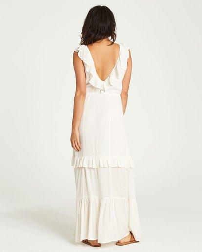 3 Romance Row Dress Beige JD18NBRO Billabong