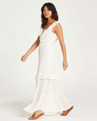 2 Romance Row Dress Beige JD18NBRO Billabong