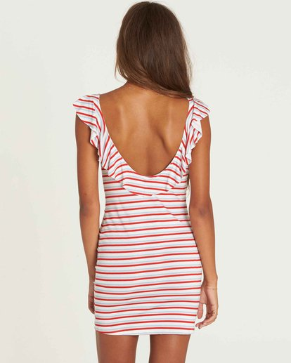 2 No Frills Bodycon Mini Dress  JD19PBNO Billabong