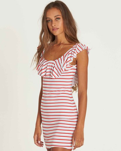 1 No Frills Bodycon Mini Dress  JD19PBNO Billabong