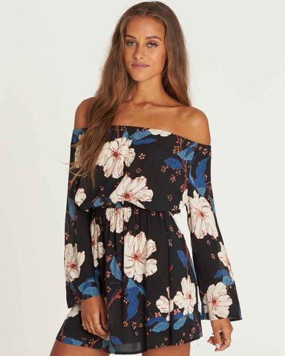 1 Marked For More Mini Dress Black JD20PBMA Billabong