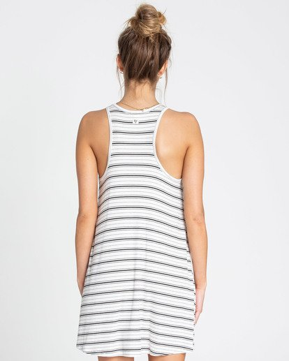 2 Easy Dreamin Tank Dress Beige JD23TBEA Billabong