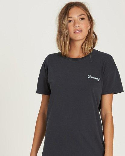 3 Last Quarter Shirt Dress Black JD24QBLA Billabong