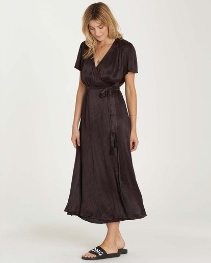 1 Lusty Weekend Dress Black JD25MLUS Billabong