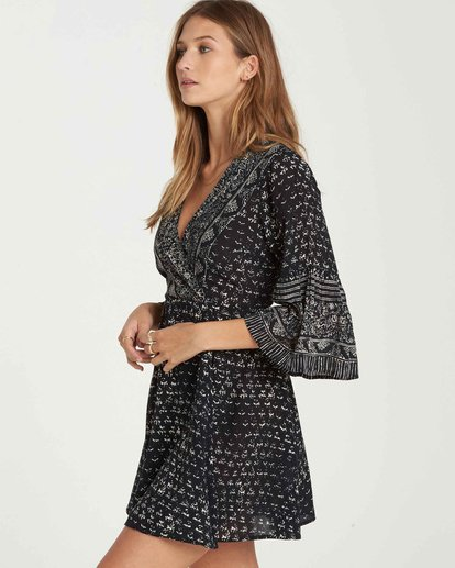 1 Divine Mini Dress Black JD26MDIV Billabong