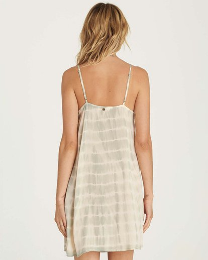 3 Glass Water Dress Green JD29NBGL Billabong