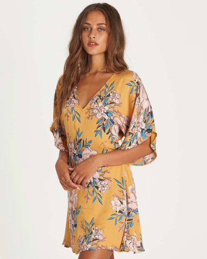 2 Golden Light Dress  JD32NBGO Billabong
