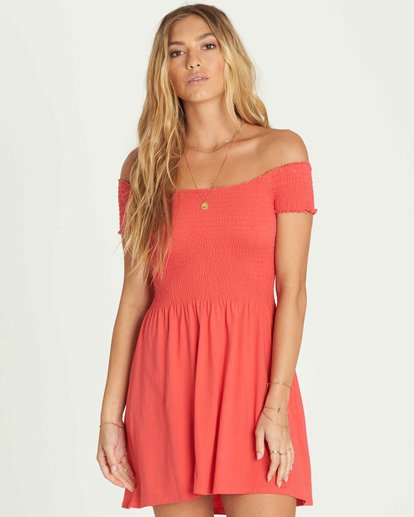 0 Off Beach Mini Dress  JD32PBOF Billabong