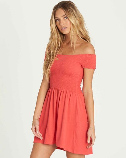1 Off Beach Mini Dress  JD32PBOF Billabong