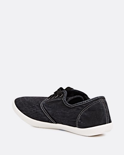 2 Addy Lace Up Shoe Black JFCTQBAD Billabong