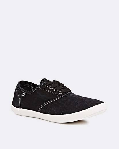 1 Addy Lace Up Shoe Black JFCTQBAD Billabong