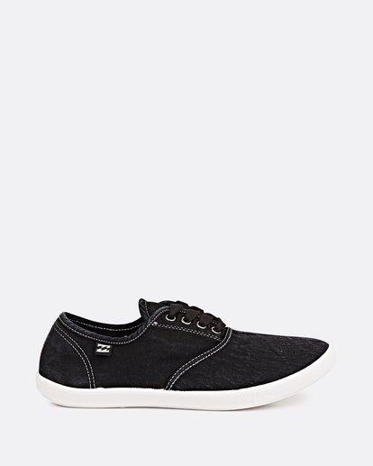 3 Addy Lace Up Shoe Black JFCTQBAD Billabong