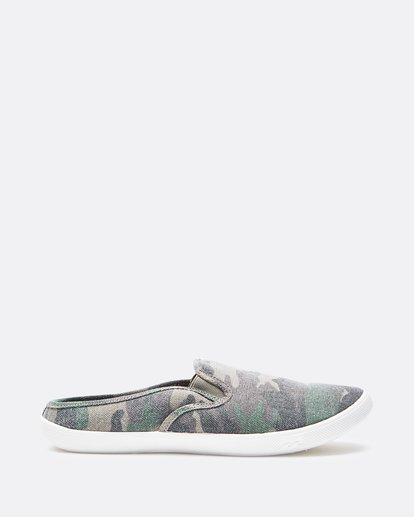 1 Be Free Slip-On Shoe Camo JFCTQBBE Billabong