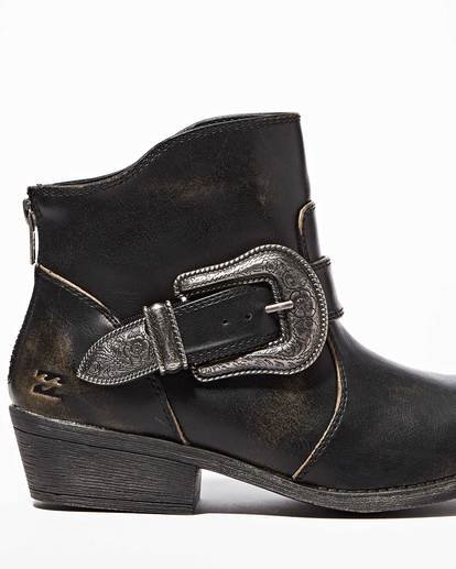3 Buckle Up Ankle Boot Black JFCTQBBU Billabong