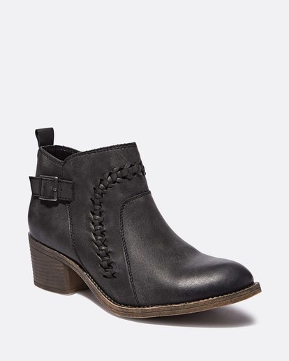 0 Take A Walk Ankle Boot Black JFCTQBTA Billabong