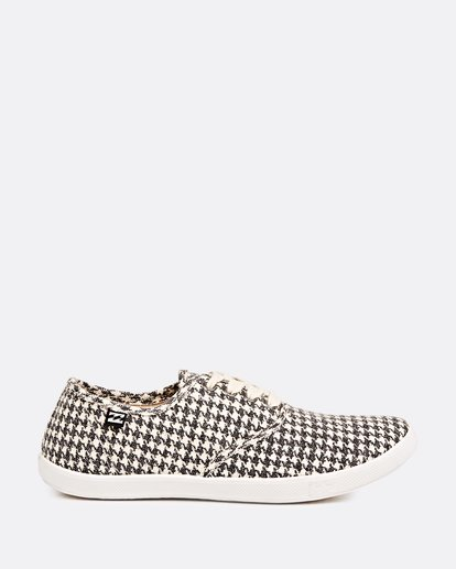 2 Addy 2 Low Top Shoes Black JFCTSBAD Billabong