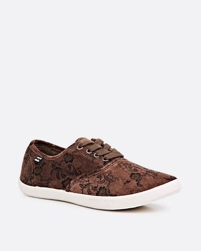 1 Addy 2 Low Top Shoes Brown JFCTSBAD Billabong