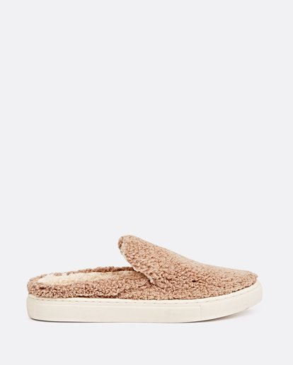3 Carefre Slip-On Shoes Beige JFCTSBCA Billabong