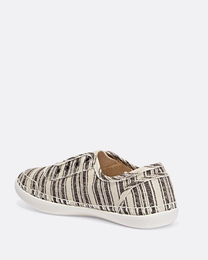 1 Cruiser Slip-On Canvas Shoes Black JFCTTBCR Billabong