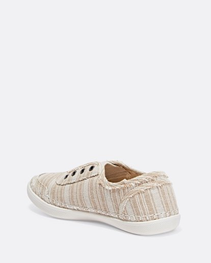 1 Cruiser Slip-On Canvas Shoes Beige JFCTTBCR Billabong