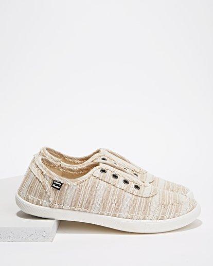 3 Cruiser Slip-On Canvas Shoes Beige JFCTTBCR Billabong