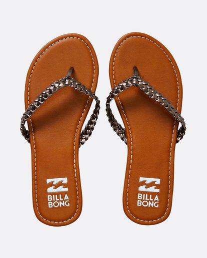 0 Beach Braid Sandal Grey JFOTNBBE Billabong