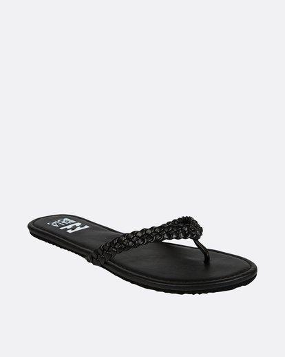 1 Beach Braid Sandal Black JFOTNBBE Billabong