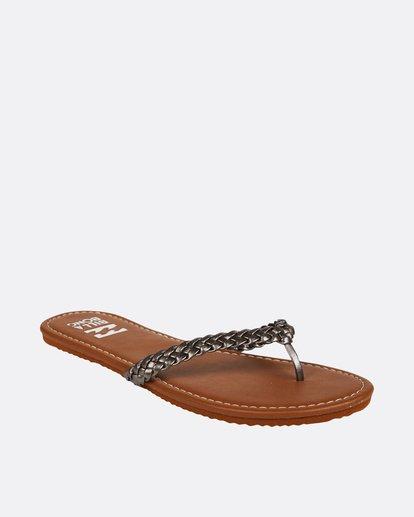 2 Beach Braid Sandal Grey JFOTNBBE Billabong