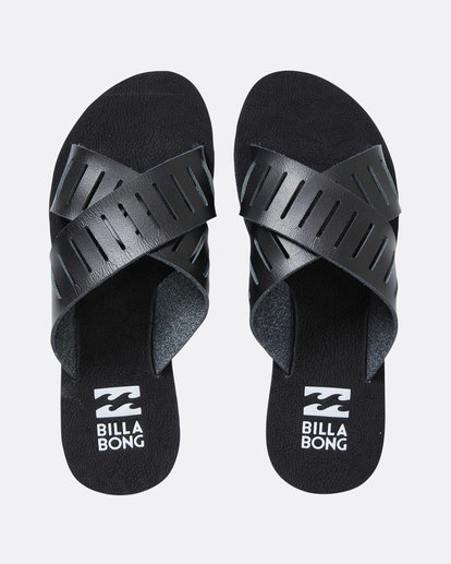 1 Bridge Walk Sandal Black JFOTNBBR Billabong