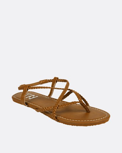 1 Crossing Over Sandal Beige JFOTNBCR Billabong