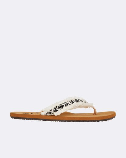 1 Baja Sandals White JFOTPBBA Billabong
