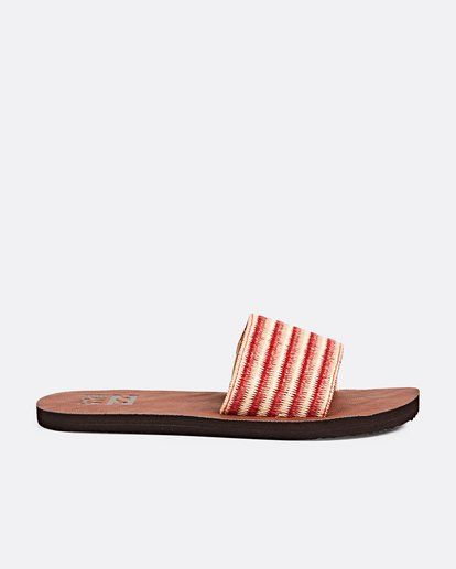 3 Horizon Slide Sandal Orange JFOTPBHO Billabong