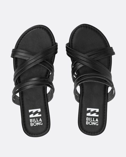0 Sandy Toes Slide Sandal  JFOTPBSA Billabong