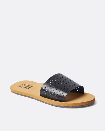 1 One Way Slide Sandal Black JFOTQBON Billabong