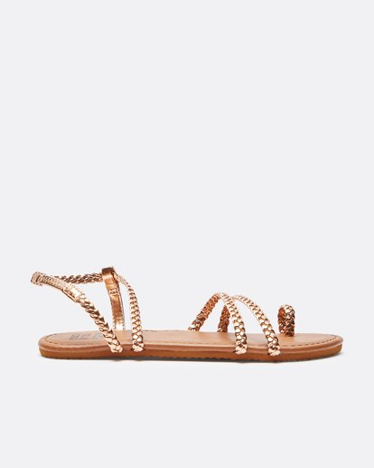 2 Summer Breeze Strappy Sandal  JFOTQBSU Billabong