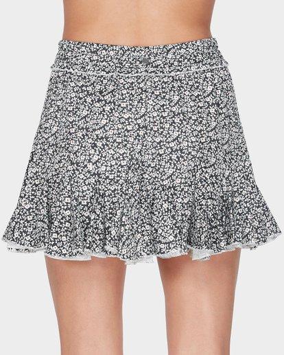 5 Meadow Floral Skirt Black JK22TBME Billabong