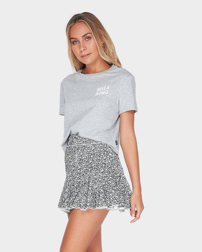 2 Meadow Floral Skirt Black JK22TBME Billabong