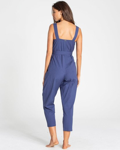 3 Light The Night Jumpsuit Blue JN03TBLI Billabong