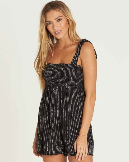 0 Field Play Romper  JN05PBFI Billabong