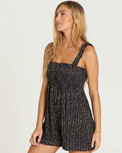 1 Field Play Romper  JN05PBFI Billabong
