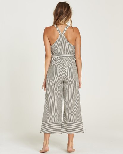 3 Bella Day Jumpsuit Black JN07NBBE Billabong