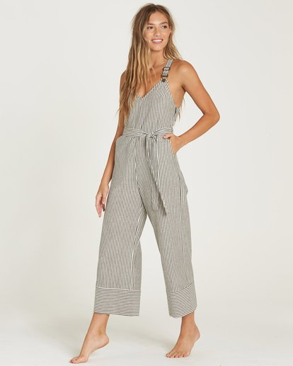 0 Bella Day Jumpsuit Black JN07NBBE Billabong