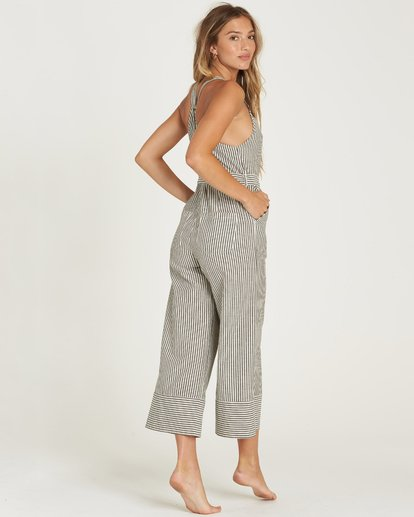 2 Bella Day Jumpsuit Black JN07NBBE Billabong